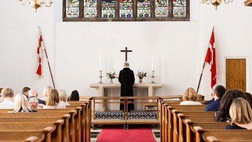 Gudstjeneste - Søndag septuagesima