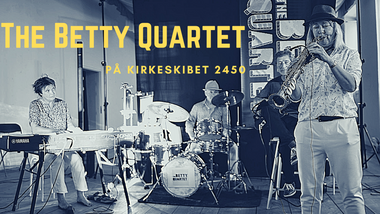 Koncert: The Betty Quartet