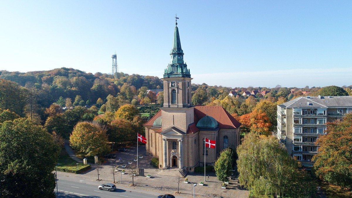 Gudstjeneste /Uffe Kronborg