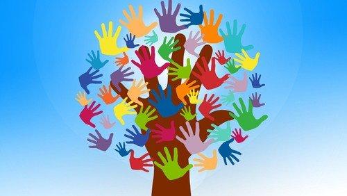 Online-Treffen für ehrenamtlich Engagierte