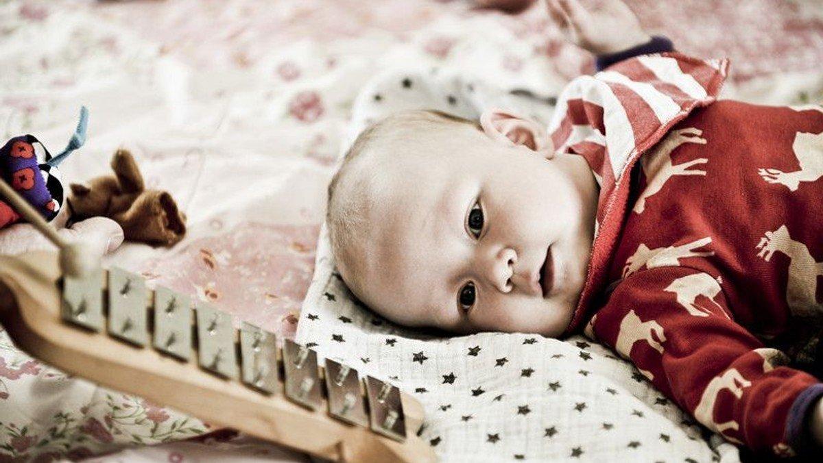 AFLYST: Babysalmesang
