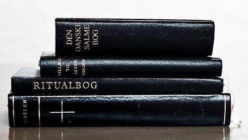 Samtale om søndagens evangelium i Skelund Kirkehus