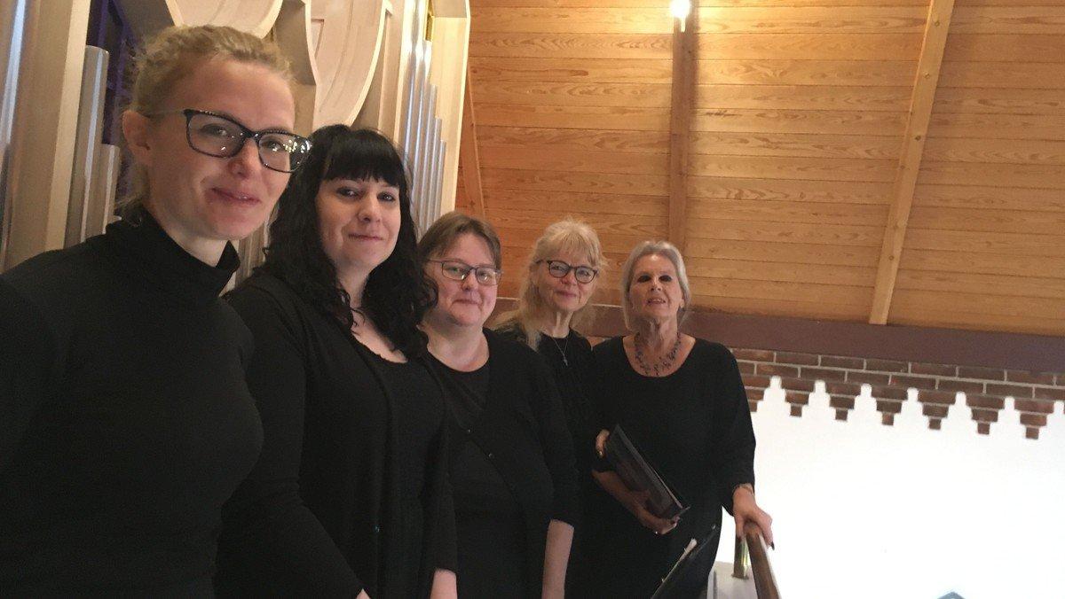 Musikudstjeneste Øster Hurup kirke