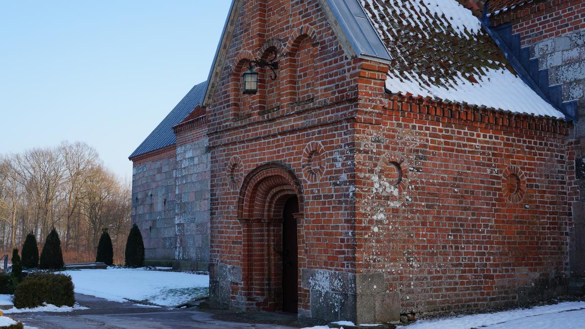 Gudstjeneste Astrup kirke