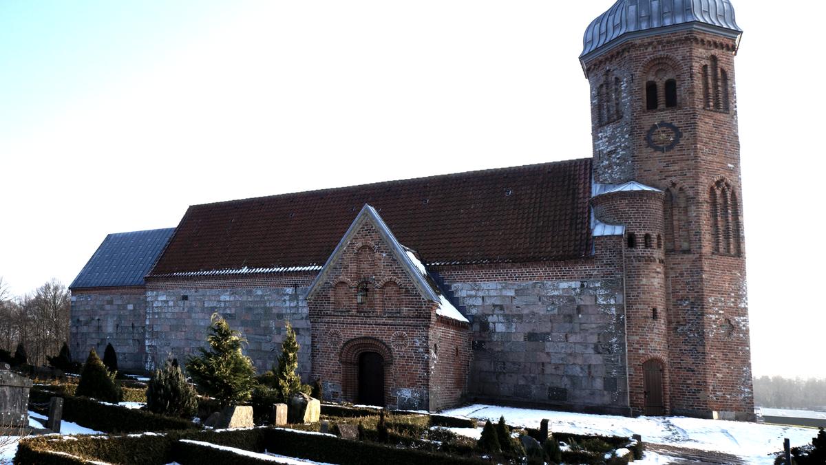 Gudstjeneste Astrup kirke m. efterfølgende sogneindsamling