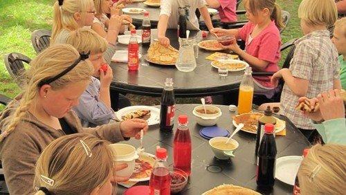 AFLYST - Børneklubben Spiren