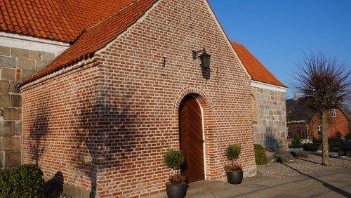 Gudstjeneste  Vebbestrup kirke