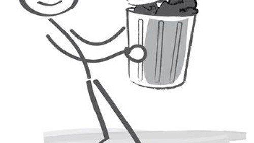 ONLINE: Aufräumen, Loslassen, Entlasten -  wie Sie sich den Alltag leichter machen (Kopie)
