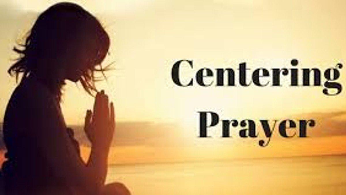 Centering Prayer  via Zoom