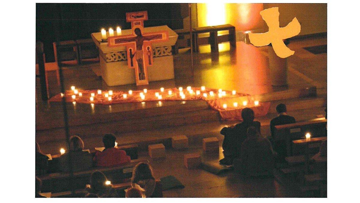 Ökumenisches Taizé-Gebet