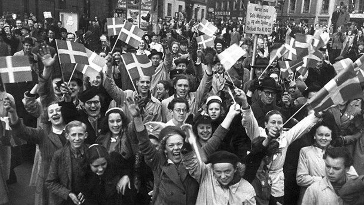 4. maj - Danmarks befrielse Andagt
