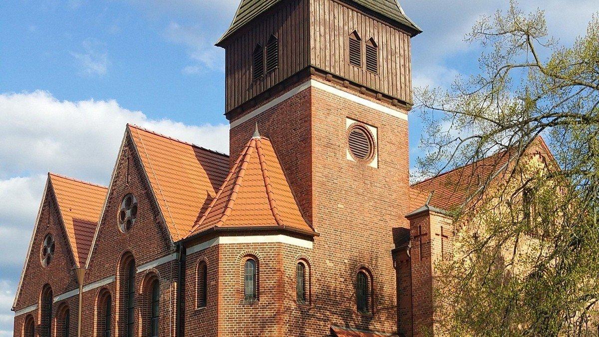 Gottesdienst abgesagt - Kirche offen