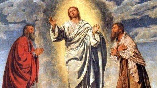 Sidste søndag efter hellig 3 konger, Matthæus 17,1 - 9