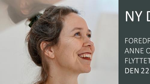 NY DATO - FLYTTET TIL 22. JUNI! Anne Odgård Eyermann - om den nye højskolesangbog