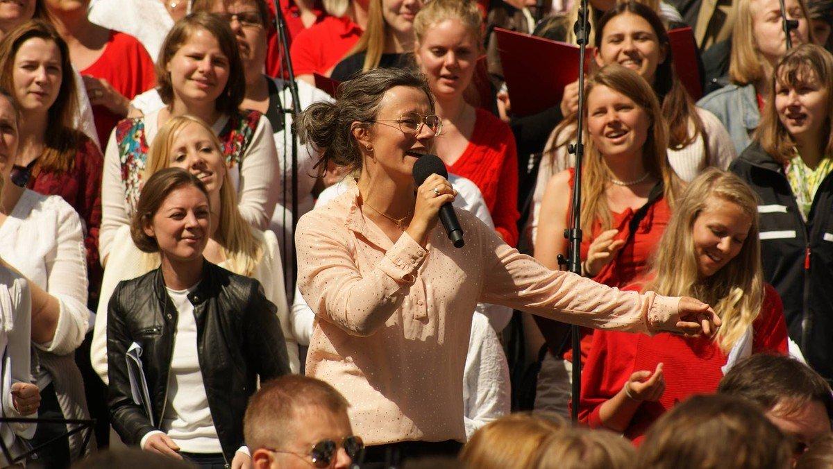 Gospelworkshop med Heidi Bisgaard