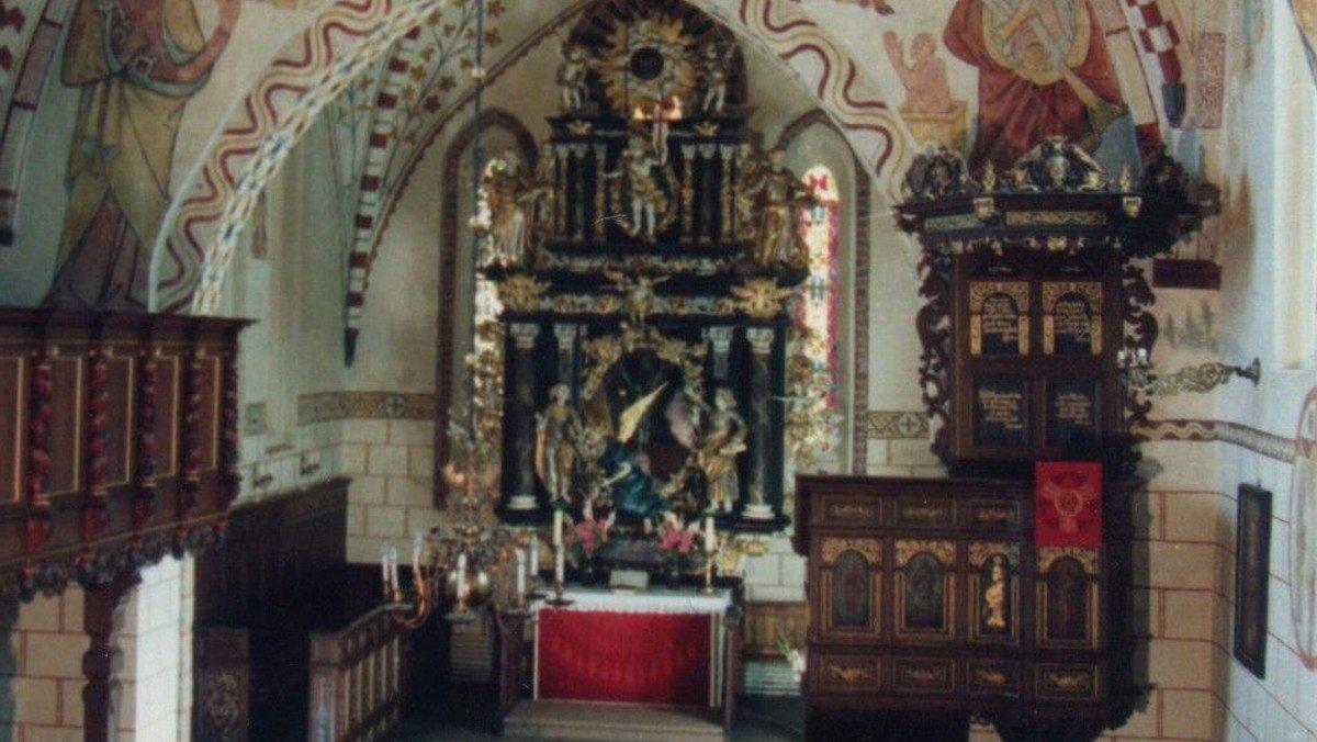 Gottesdienst mit Verabschiedung von Vikar Simon Lescow