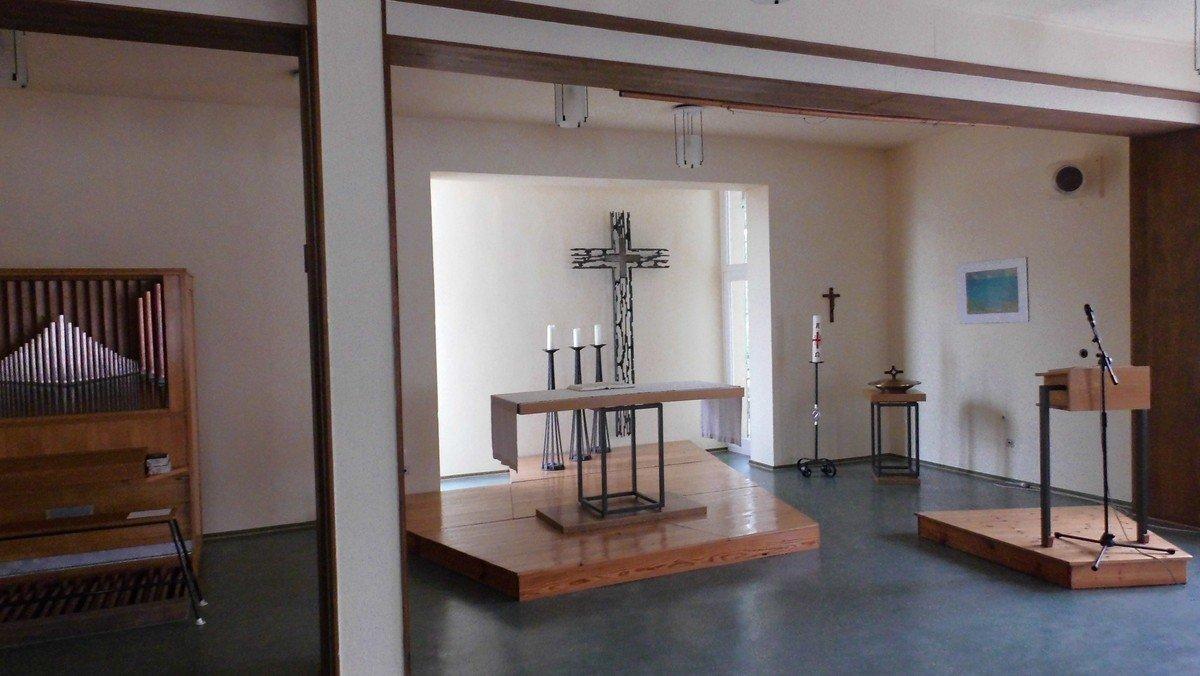 Gottesdienst im Werner-Sylten-Haus