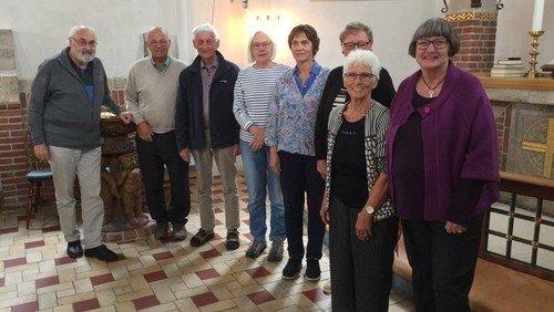 AFLYST - Seniorkor i Ny Vor Frue kirke