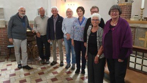 Seniorkor i Ny Vor Frue kirke