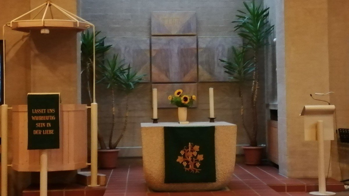 Gebetsgottesdienst