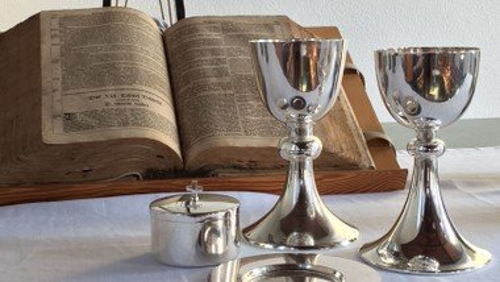 Gottesdienst in Hephatha