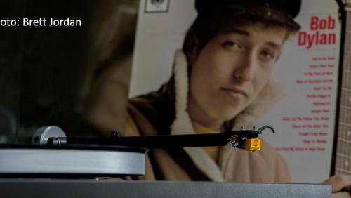 Temadag om Bob Dylan - del af LiteratureXchange