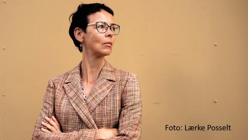 Ordets magt - mød Anita Furu i Klosterhaven