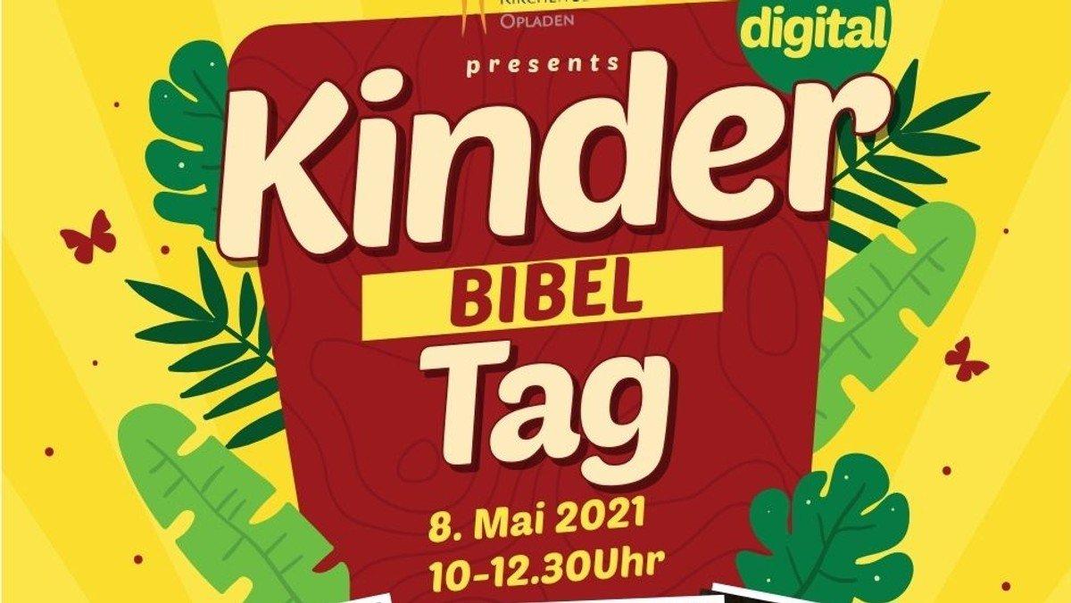 KinderBibelVormittag - digital