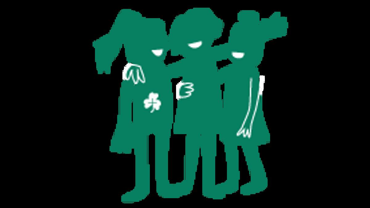 De grønne pigespejdere