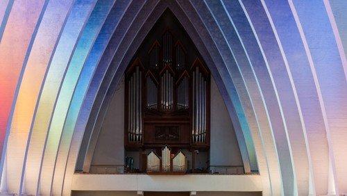 Weihnachten auf der Orgel (Kinderorgelkonzert) in der Kirche Am Hohenzollernplatz