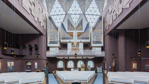 Orgelkonzert mit Einführung in der Epiphanienkirche