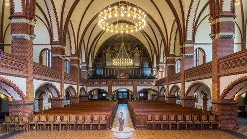 Orgelvesper in der Auenkirche