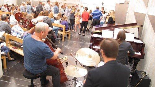 Jazzgudstjeneste med Nordtone