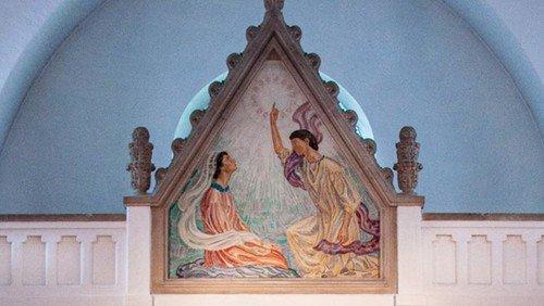 Mariakirken er åben