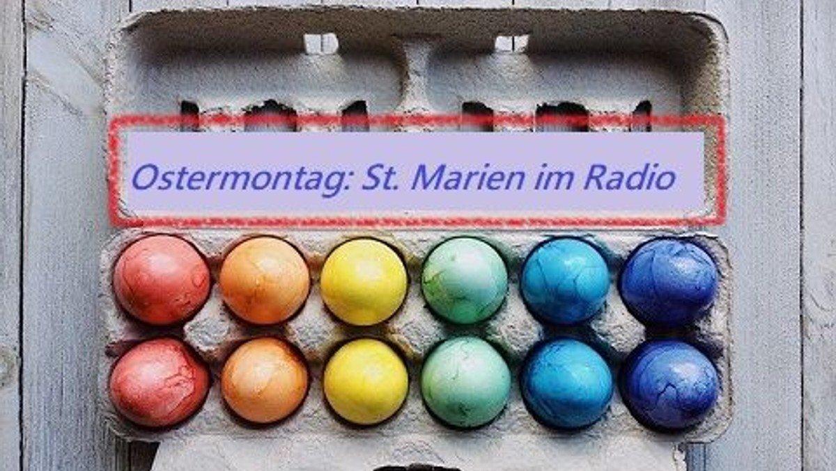 Radio-Festgottesdienst zum Ostermontag