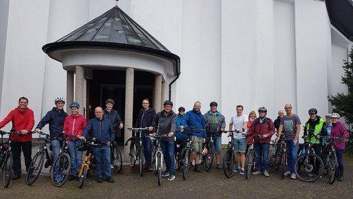 Ökumenische Fahrradtour