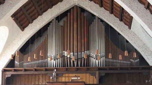 Orgelband 2021: Musikalische Orgelandacht