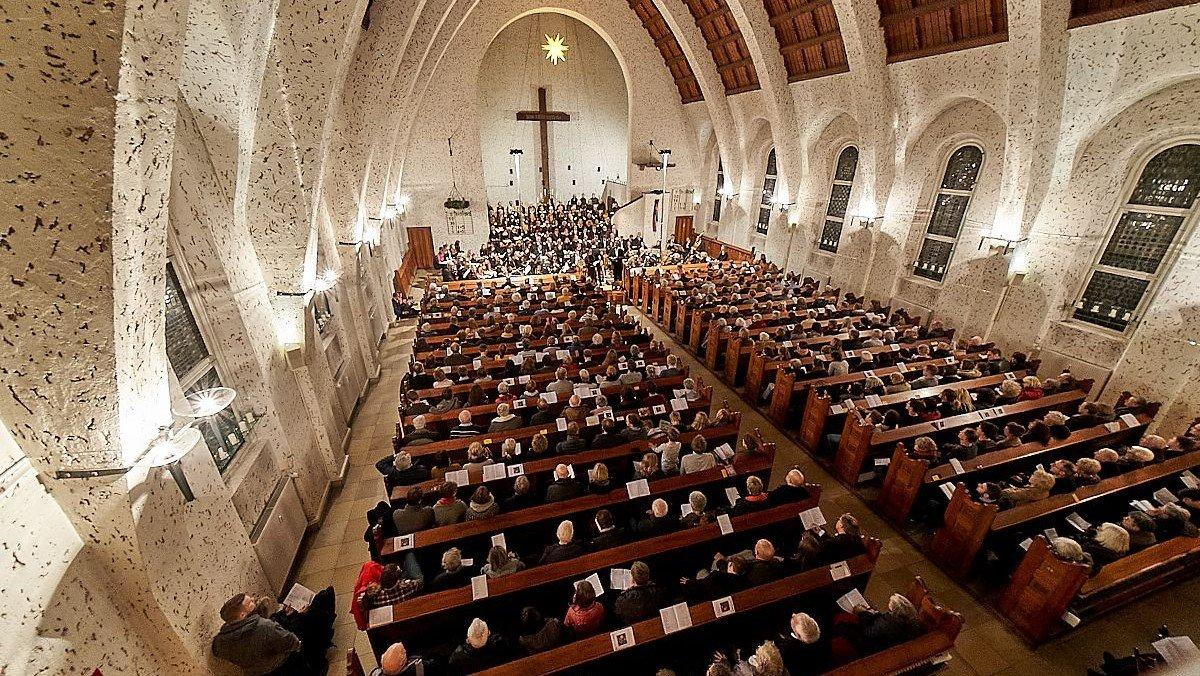 """Orgelband 2021: Weihnachtsoratorium - Heinrich v. Herzogenberg """"Die Geburt Christi"""", op. 90"""