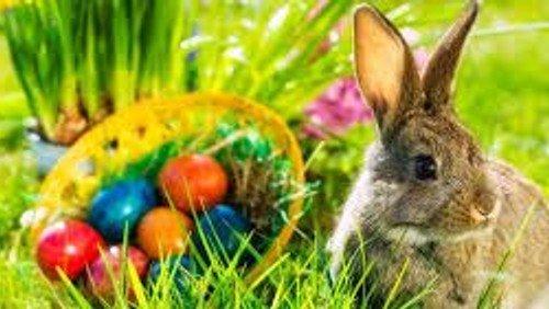 Kreativ dag med påskesødt