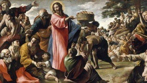 Midfaste søndag – Johannes 6,1-15