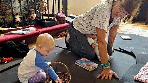 Babysalmesang UDSAT INDTIL VIDERE