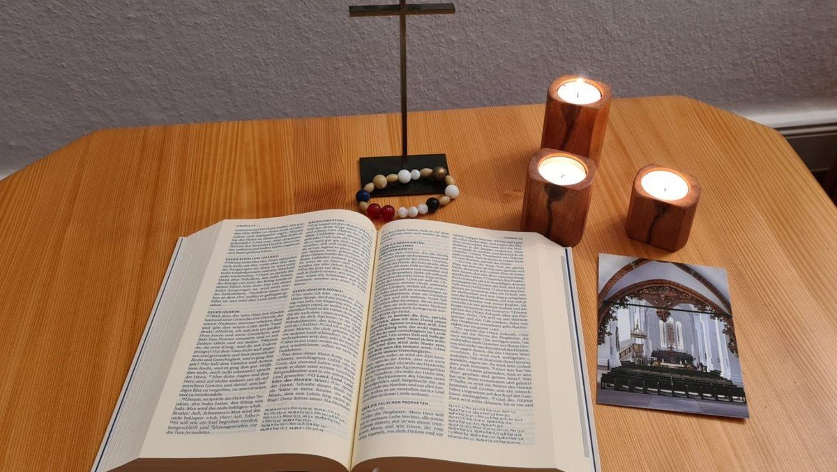 Andacht aus dem Dom zum 3. Sonntag nach Epiphanias