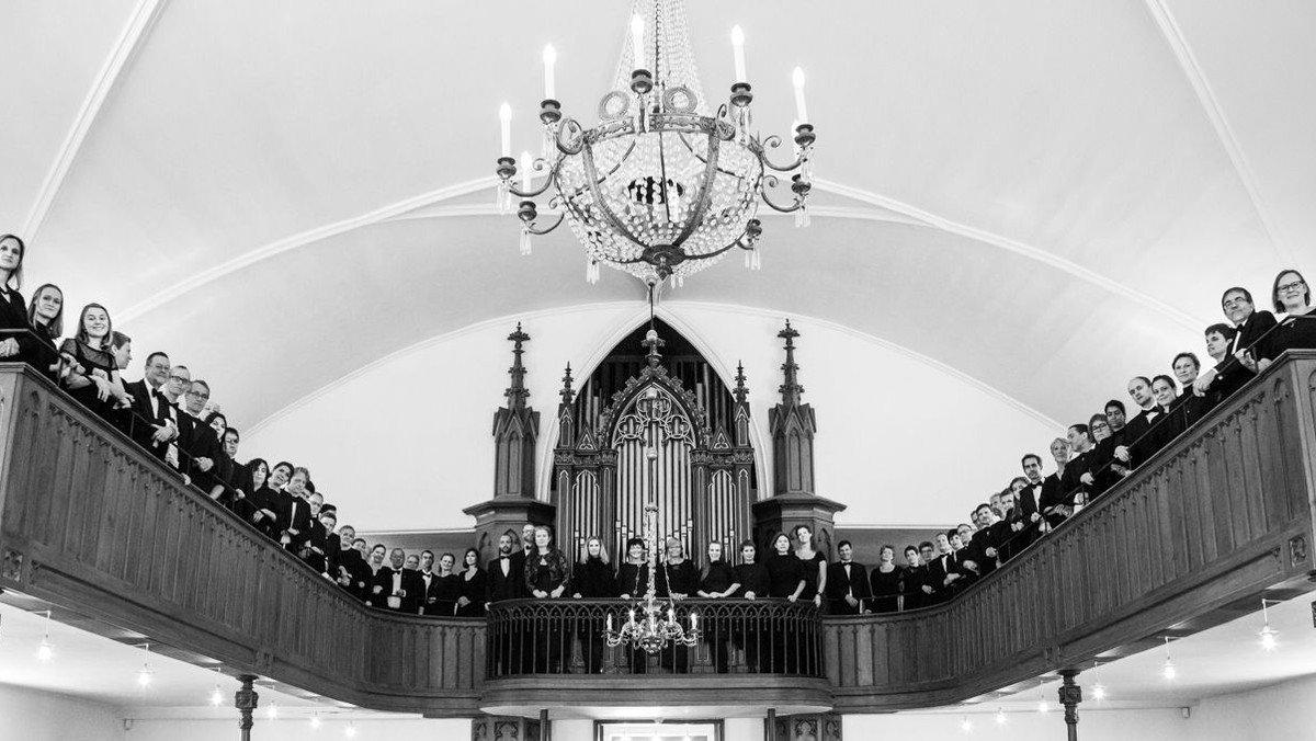 Allehelgenskoncert - Mozart og Salieri