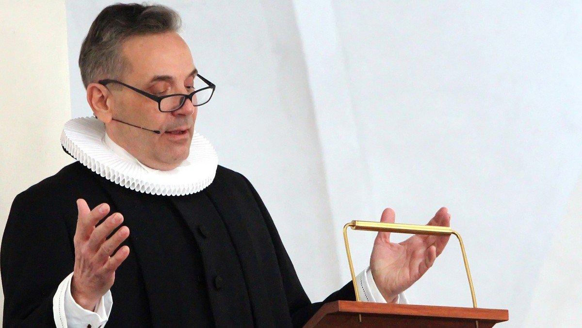 Gudstjeneste v/Jesper Vigant