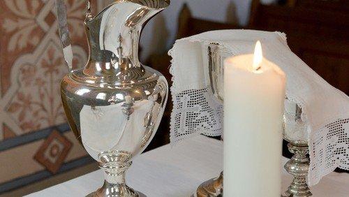 Gottesdienst mit Abendmahl zu Gründonnerstag