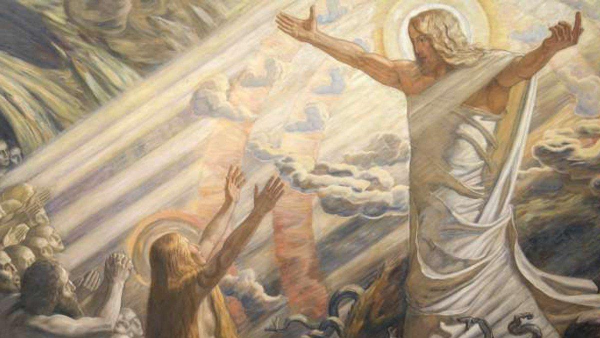 Gudstjeneste - påskedag
