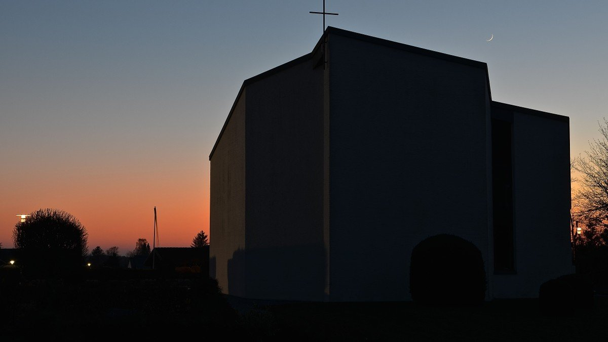 Gudstjeneste Trustrup kirke