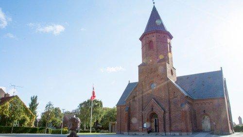 Hverdagsgudstjeneste for ældre ved Thorkil Lundberg
