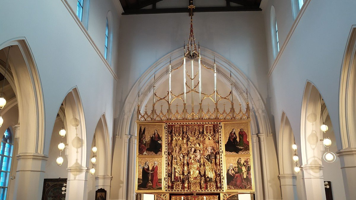 Eröffnung des 33. Internationalen Orgelzyklus