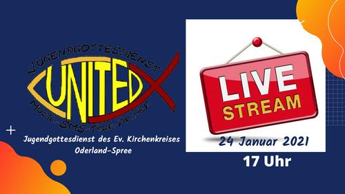 UNITED Livestream
